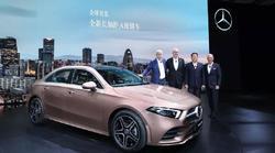 北京车展三款车型全球首发 奔驰的诚意看得见