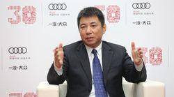 """刘亦功:从""""全价值链本土化""""到""""全价值链共创"""" 一汽大众奥迪模式全面升级"""